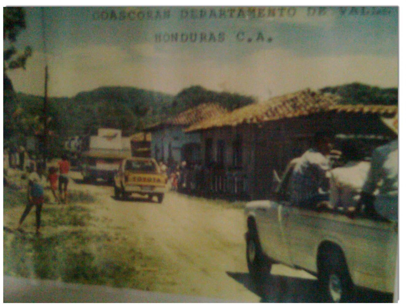 Goascoran Calle 8